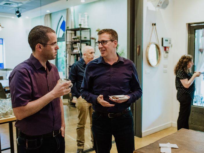 אירוע עסקי ארגון שמיים | צילום אירועים עסקיים וכנסים אמנון חורש