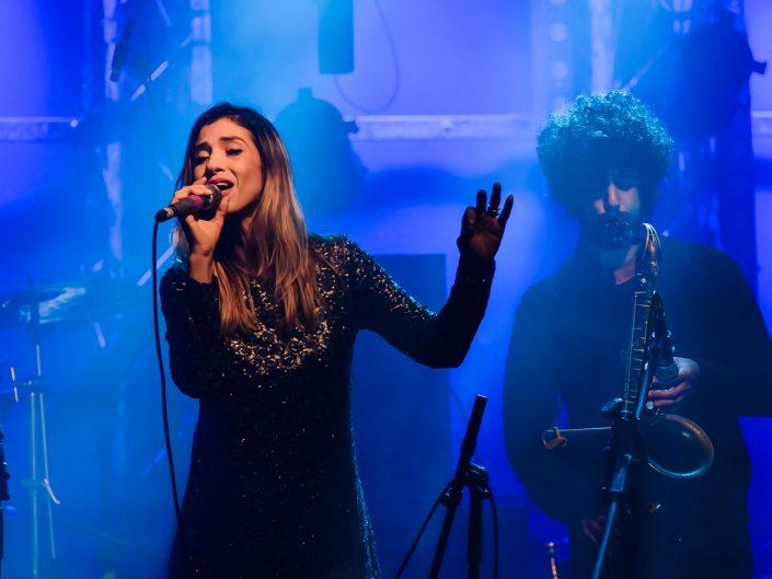 מאיה אברהם בארבי תל אביב | צלם הופעות אמנון חורש