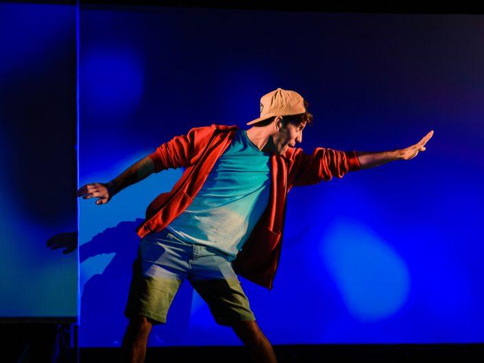 צילום הצגות והופעות אמנון חורש | צילום הצגה עבור תאטרון השעה עד להודעה חדשה