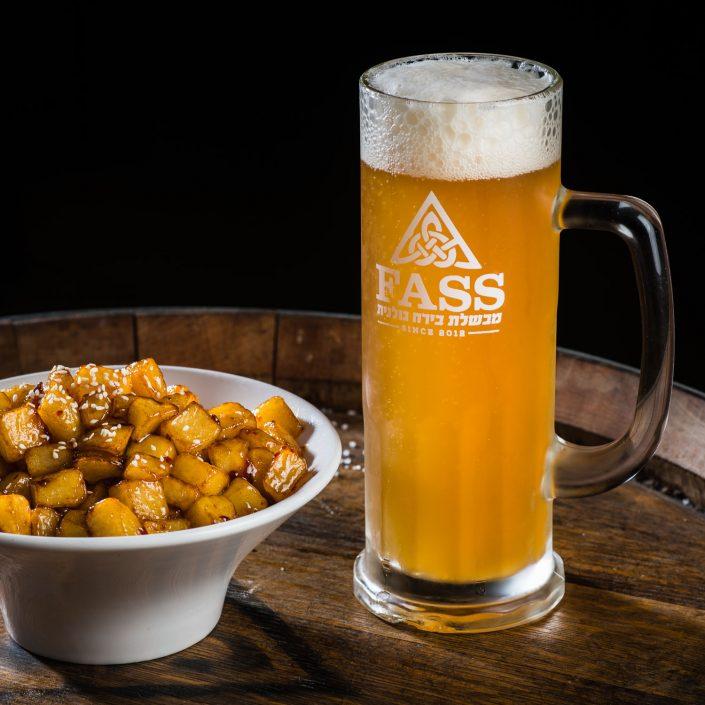 צילום מנות אמנון חורש עבור FASS מבשלת בירה קיבוץ גשור