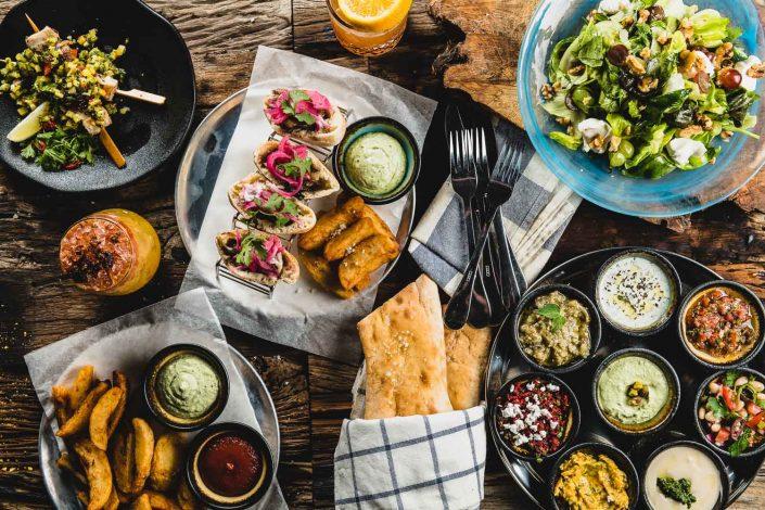 צלם אוכל אמנון חורש | צילום מנות וקוקטיילים קרלטון אספרנטו תל אביב