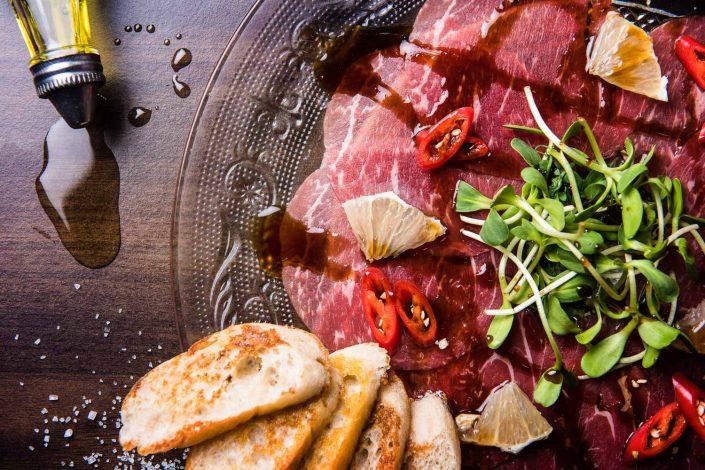 צלם אוכל אמנון חורש | צילום מנות מסעדת המרפסת אופקים