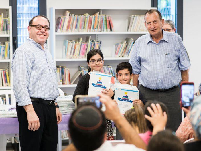 טקס שיאני הקריאה עיריית תל אביב יפו במעמד ראש העיר רון חולדאי | צילום יחצ אמנון חורש
