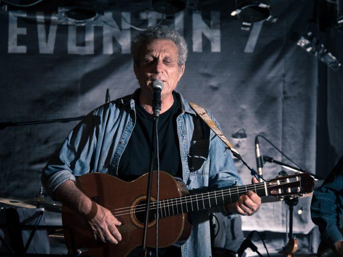 צלם הופעות אמנון חורש | צילום הופעה יהודה עדר מארח את גיין בורדו לבונטין 7