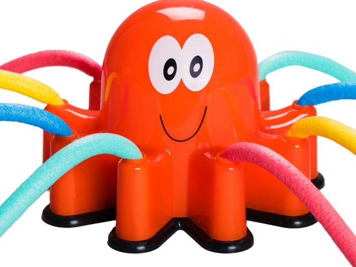 צילום צעצוע תמנון משפריץ מים 4